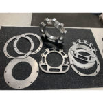 Bohr Racing Products Auto Trans Shims & Adapter Plates